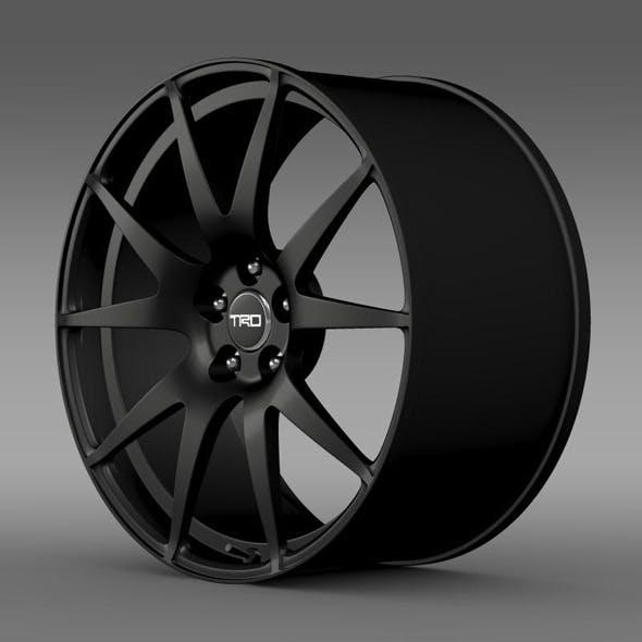 Toyota GT 86 TRD rim - 3DOcean Item for Sale