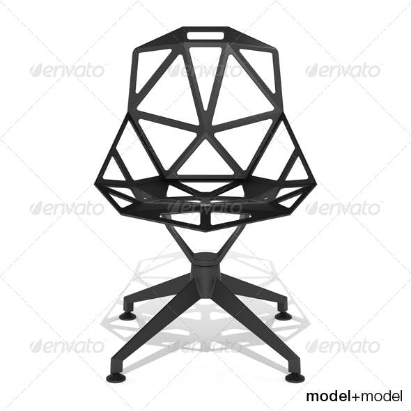 Magis Chair_One_4Star - 3DOcean Item for Sale