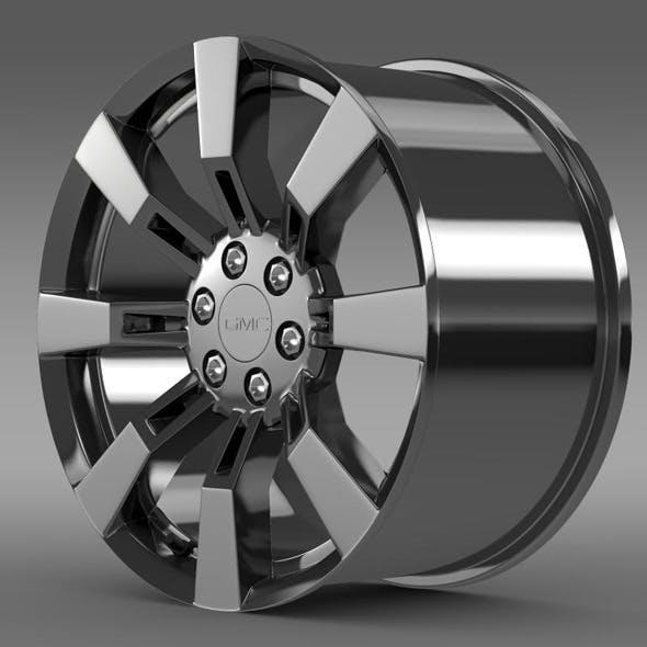 GMC Denali Hybrid rim