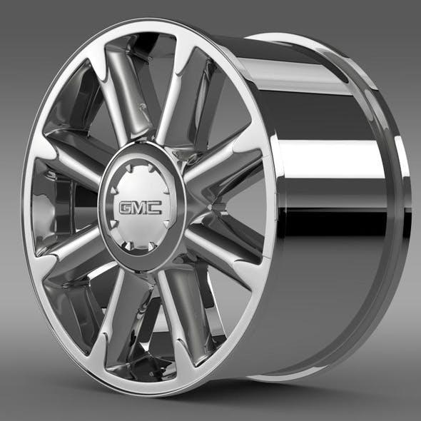 GMC Denali rim - 3DOcean Item for Sale