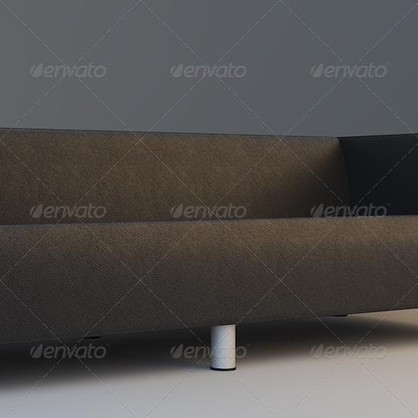 Ikea sofa - 3DOcean Item for Sale