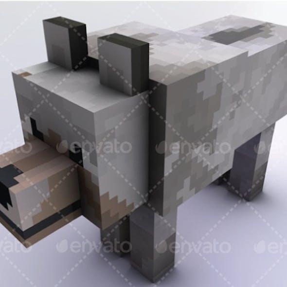 Wolf Minecraft