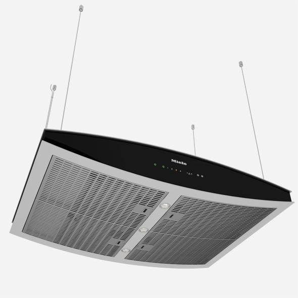 Miele DA 7006 Aura Kitchen Hood