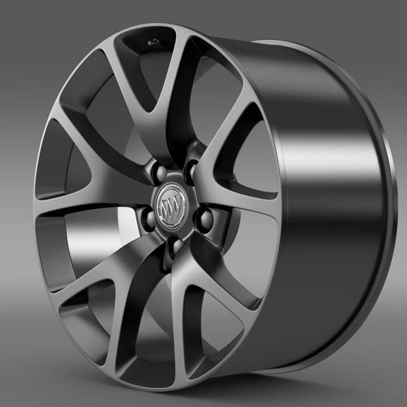 Buick Regal GS rim