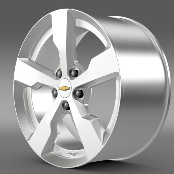 Chevrolet Volt rim - 3DOcean Item for Sale