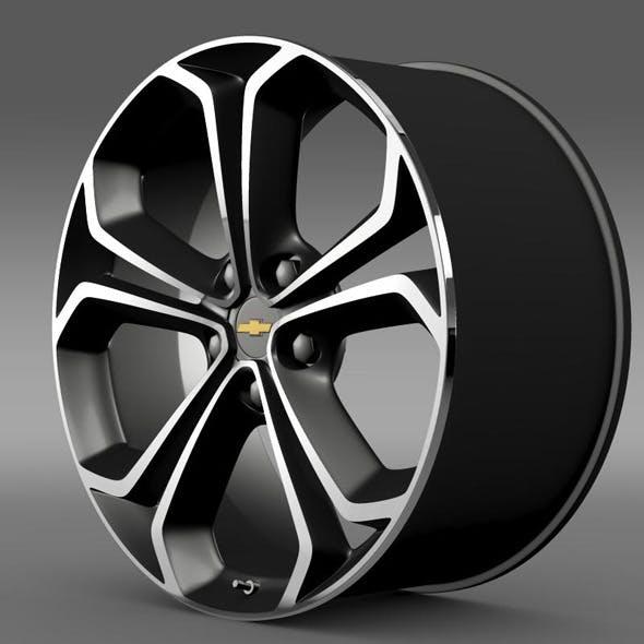 Chevrolet Volt Z spec concept rim