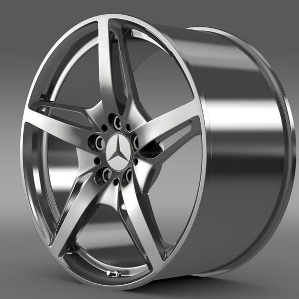 Mercedes Benz AMG GT S rim - 3DOcean Item for Sale