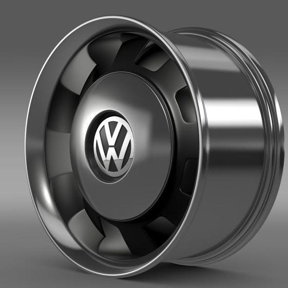 VW Beetle Classic rim