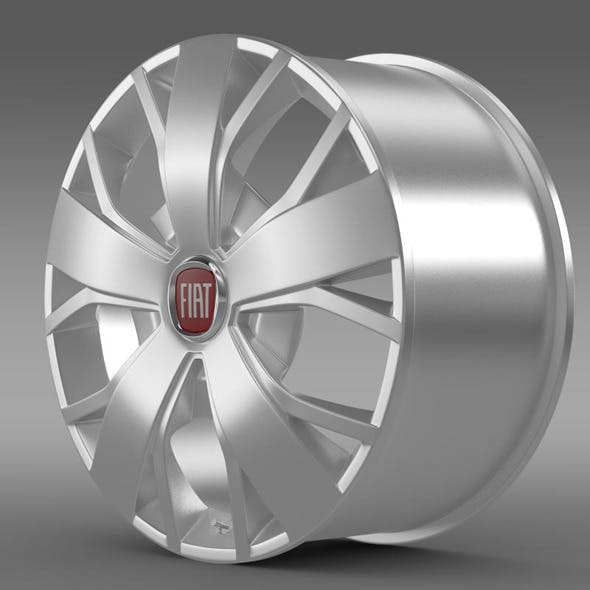 Fiat Ducato Van L2H2 rim
