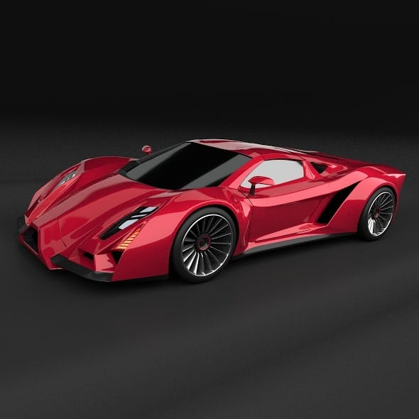Exonis supercar concept