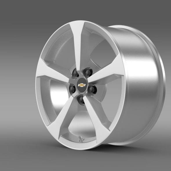 Chevrolet Camaro Convertible 2014 rim