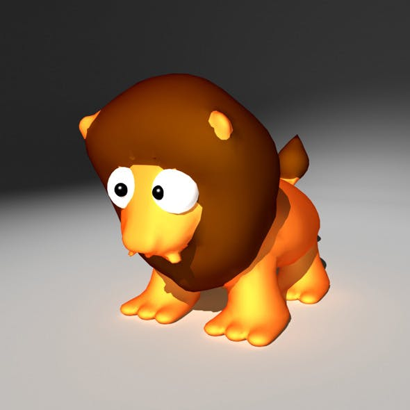 Zodiac Leo Cartoon