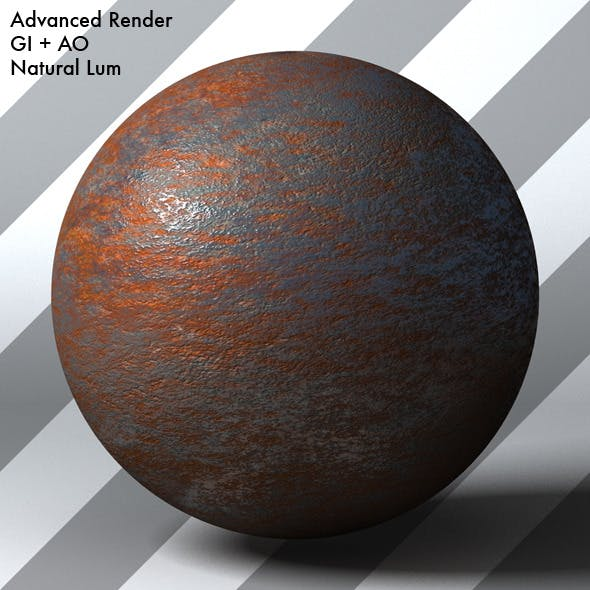 Rusty Metal Shader_001