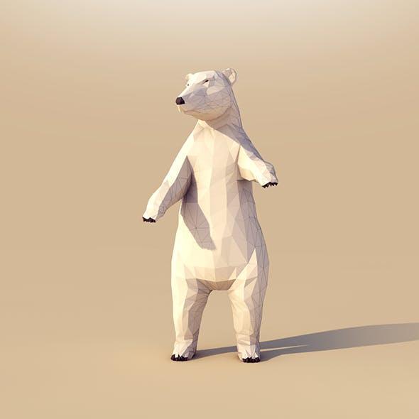 Polar Bear - 3DOcean Item for Sale