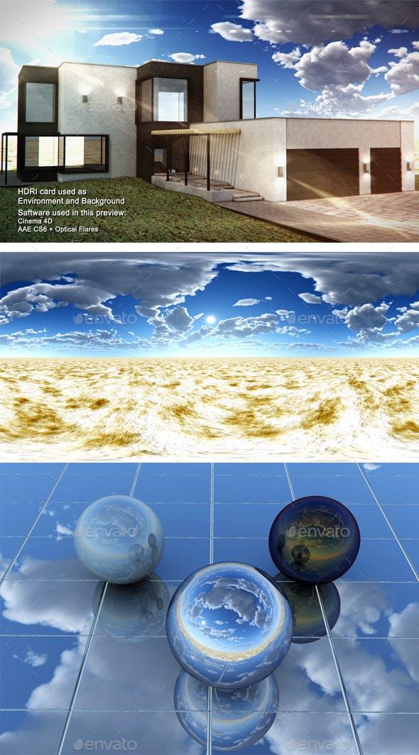 Daylight Desert 16 - 3DOcean Item for Sale