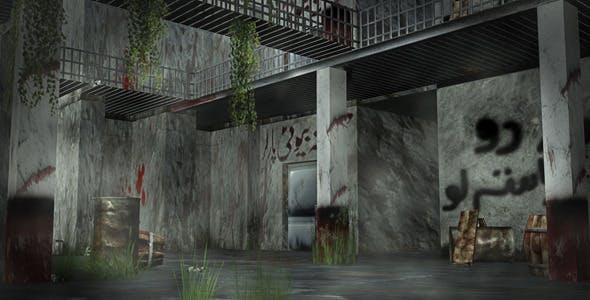 Old Basement - 3DOcean Item for Sale