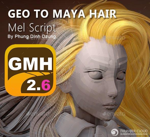 GMH2 Hair Script v2.6.2 - 3DOcean Item for Sale