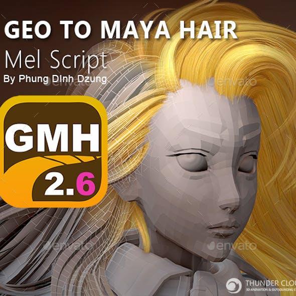 GMH2 Hair Script v2.6.2