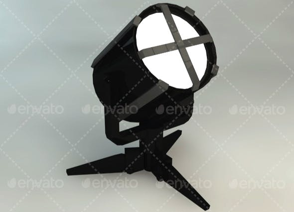 Searchlight - 3DOcean Item for Sale
