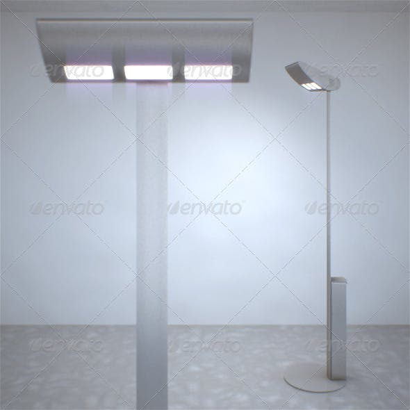 Mizar Phantom Light - 3DOcean Item for Sale
