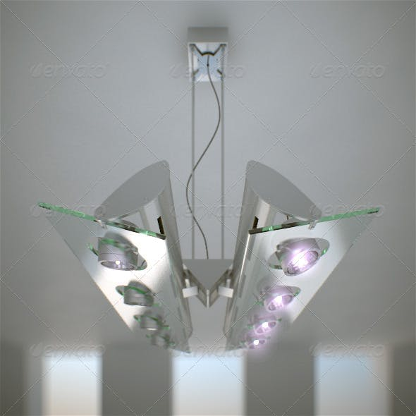 Mizar Ray Light - 3DOcean Item for Sale