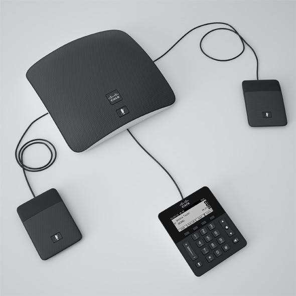 Cisco IP Conference Phone 8831 - 3DOcean Item for Sale