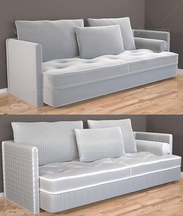 Nomade 3 seat sofa by Ligne Roset, France - 3DOcean Item for Sale