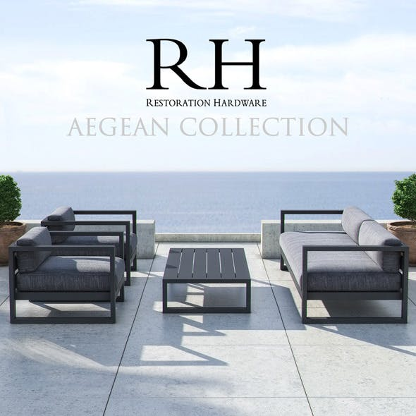 Restoration Hardware - Aegean Collection