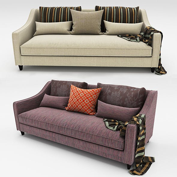 Sofa collection 12 - 3DOcean Item for Sale