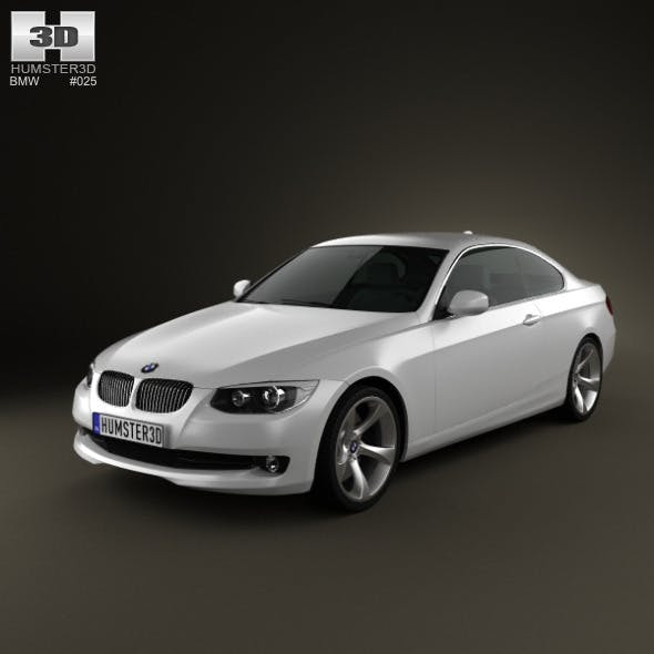 BMW 3 series Coupe 2011