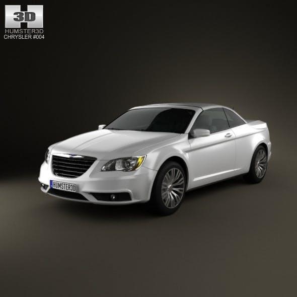 Chrysler 200 Convertible 2011  - 3DOcean Item for Sale