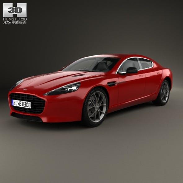 Aston Martin Rapide S 2013 - 3DOcean Item for Sale