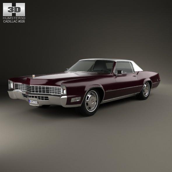 Cadillac Eldorado Fleetwood 1968