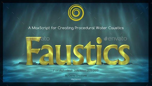 Faustics - 3DOcean Item for Sale
