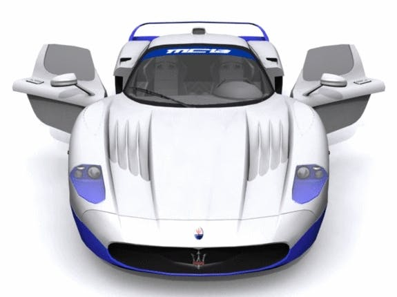 Maserati MC-12 - 3DOcean Item for Sale