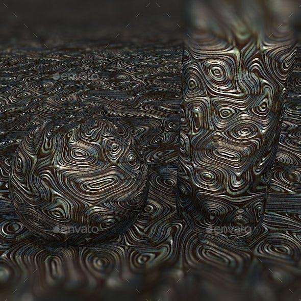 Alien Metal Texture