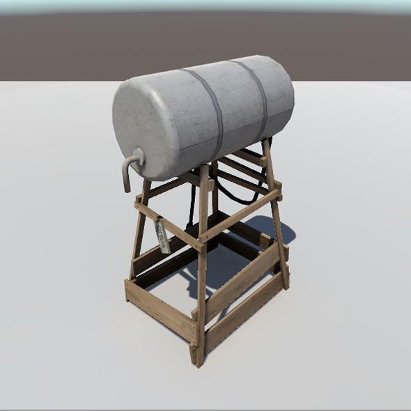 OliTank - 3DOcean Item for Sale