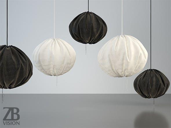 Kuu Lamp - 3DOcean Item for Sale