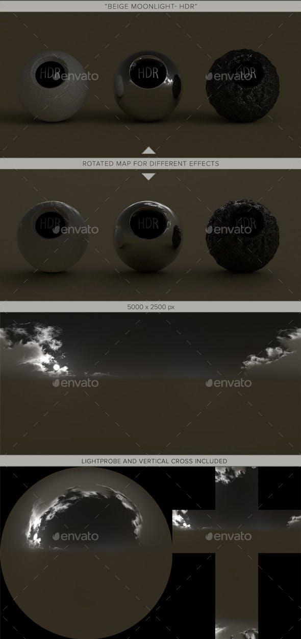 Beige Moonlight - 3DOcean Item for Sale