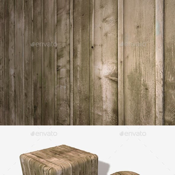 Wooden Planks Seamless Texture