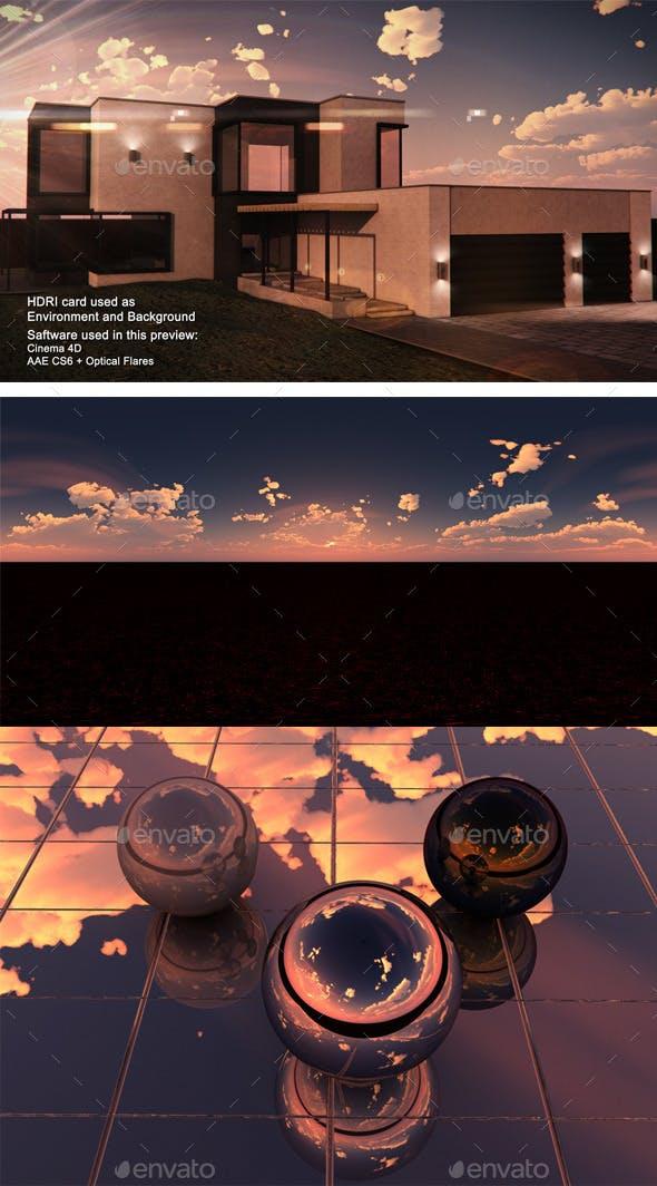 Sunset Desert 19 - 3DOcean Item for Sale