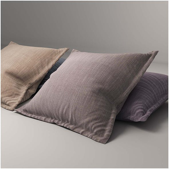 Pillows38 - 3DOcean Item for Sale