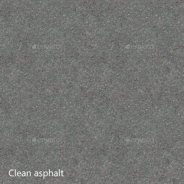 Asphalt seamless texture