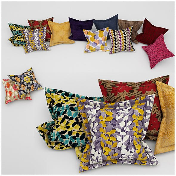 Pillows 37