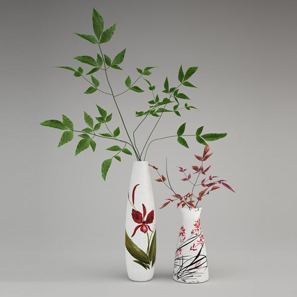 Ptelea flower - 3DOcean Item for Sale