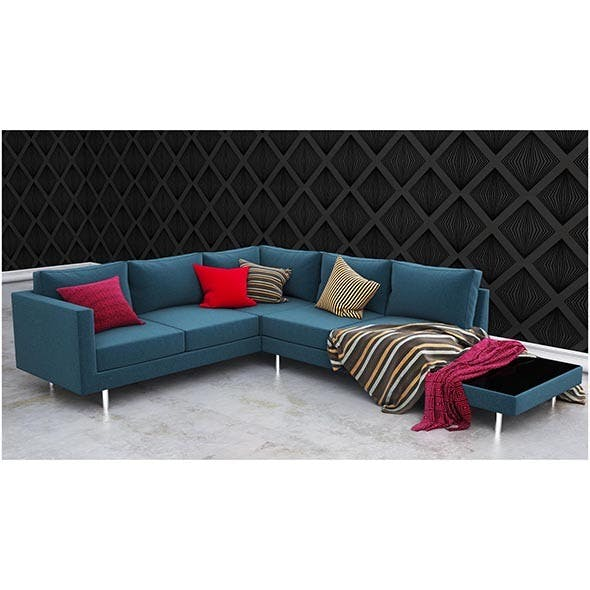 Vice collection sofa