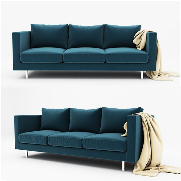 Vice Sofa - 3DOcean Item for Sale