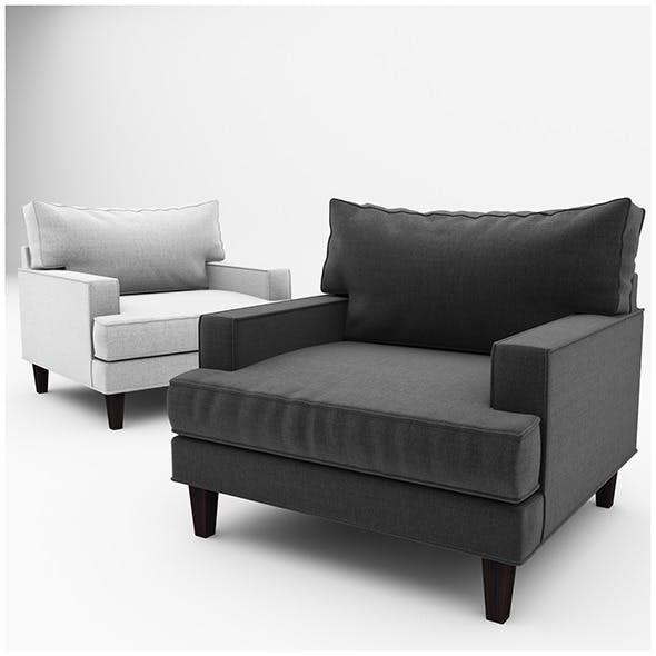 Ramey armchair