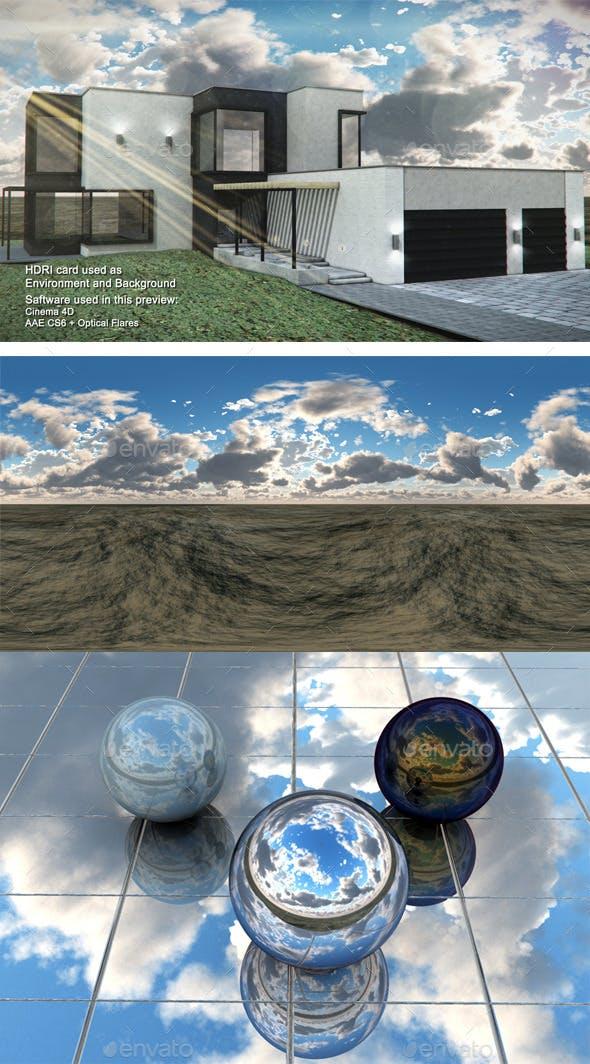 Daylight Desrt 18 - 3DOcean Item for Sale
