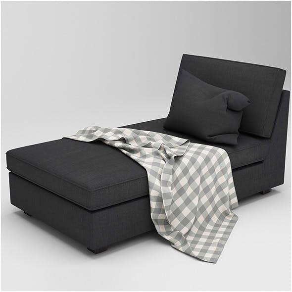 KIVIK sofa - 3DOcean Item for Sale